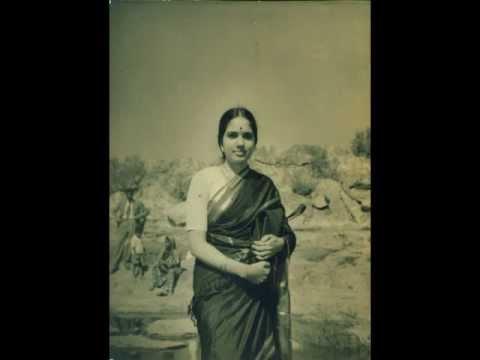 Radha Viswanathan - Devi Neeye Thunai - Keeravani - Papanasam Sivan