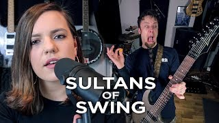 Download Lagu Sultans of Swing (metal cover by Leo Moracchioli feat. Mary Spender) Gratis STAFABAND