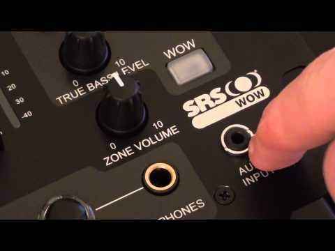 A look at the American Audio Q-Spand Pro Mixer
