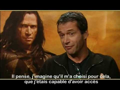 Interviews de James Purefoy et Michael J. Bassett - Solomon Kane Video