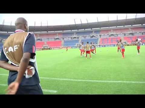 Pre-match: RD Congo vs Tunisia - Orange Africa Cup of Nations, EQUATORIAL GUINEA 2015