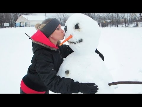 Do You Want To Build A Snowman video