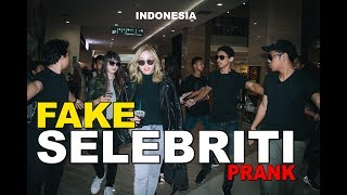 FAKE CELEBRITY KPOP INDONESIA  -PRANK