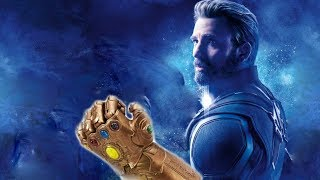 Does Captain America WIELD THE INFINITY GAUNTLET In Avengers Endgame?