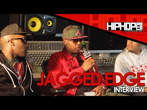 """Jagged Edge Talks """"J.E Heartbreak II"""", Reuniting With Jermaine Dupri, The Rebirth Of R&B & More With HHS1987 (Video)"""
