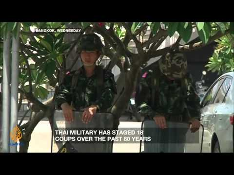Inside Story - Thailand crisis: can martial law help?