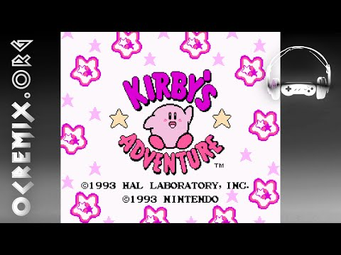 OC ReMix #2611: Kirbys Adventure Welcome to Rainbow Resort Dream...