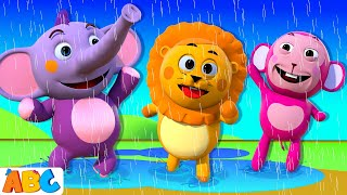 Rain Rain Go Away | Nursery Rhymes For Kids by All Babies Channel