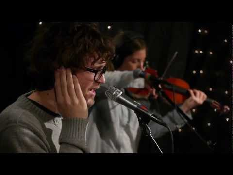 Ra Ra Riot - Full Performance (Live on KEXP)
