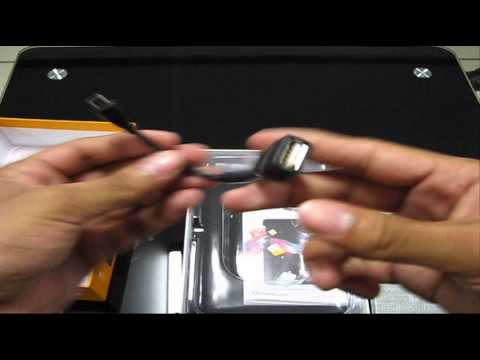 Unboxing Tablet Quantum 7- Nuqleo