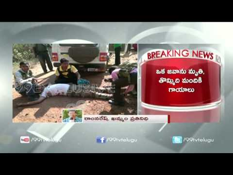 11 Cops Injured on Maoists attack security vehicle in Chhattisgarh - 99tv
