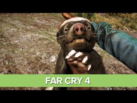 Far Cry 4 Tiger Fish Far Cry 4 Gameplay Trailer