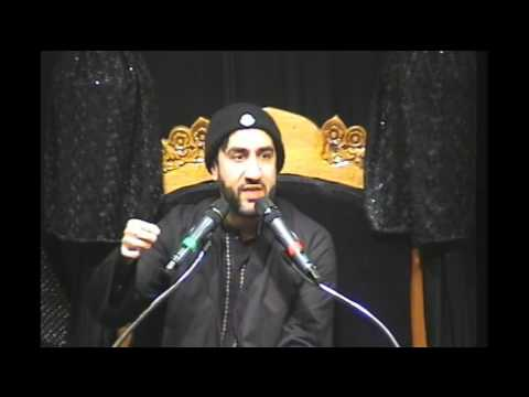 The Mosque Of Harm And Disunity - Dr Sayed Ammar Nakshawani - Muharram 3rd Night 1438 / 2016