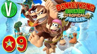 Donkey Kong Country: Tropical Freeze - Episode 9 - We Didn't Start The Fire