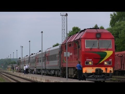 Туристический поезд The Captain's Choice Tour 2013 / Tourist train