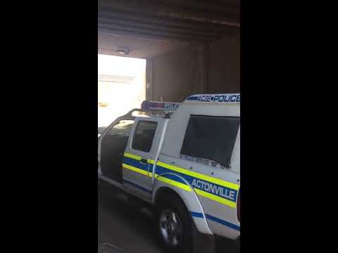 Hijacking shootout south africa