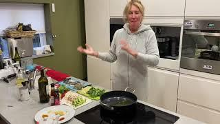 Immune system building supper