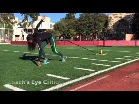 Trotter Chronicles Week 1 (Coach's Eye breakdown)