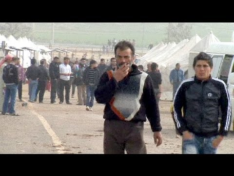 UN requests 1.1 billion euros aid for Syria refugees