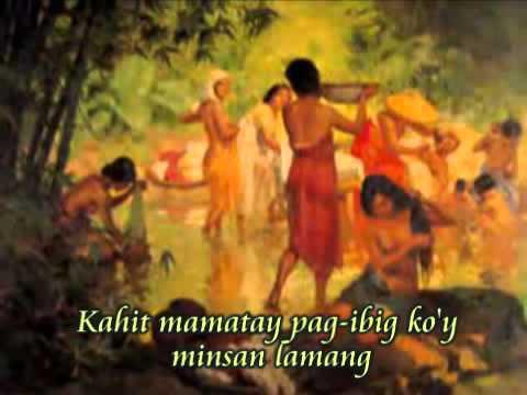 PAKIUSAP - Philippine Kundiman Song of Dr. Francisco Santiago