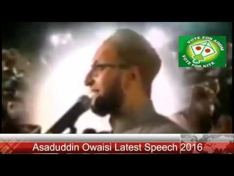 1 4 2016 Asaduddin Owaisi Firing Speech In Lucknow on Mayawati & Mulayam Singh yadav