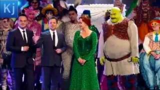 Britains got talent - The cast of Shrek The Musical
