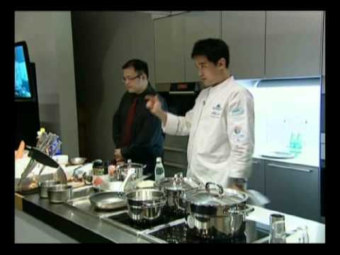World Gourmet Summit 2011 Edward Kwon Culinary Masterclass, Chilled Sam Gye Tang