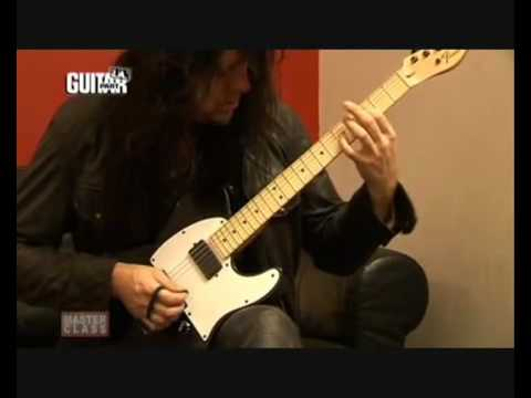 Jim Root Plays Dead Memories and Psychosocial Solo
