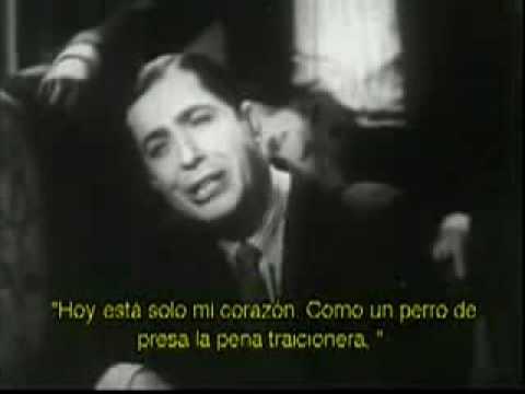Carlos Gardel - Sus Ojos Se Cerraron