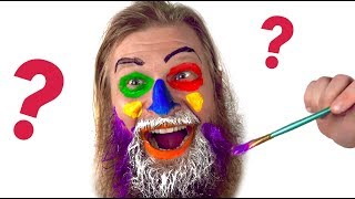 Fun Face Paint Lesson for kids - Popular Songs and Nursery Rhymes for Children - P5