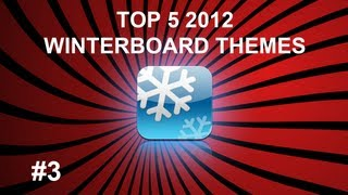 Top 5 HD Winterboard Themes 2012 #3