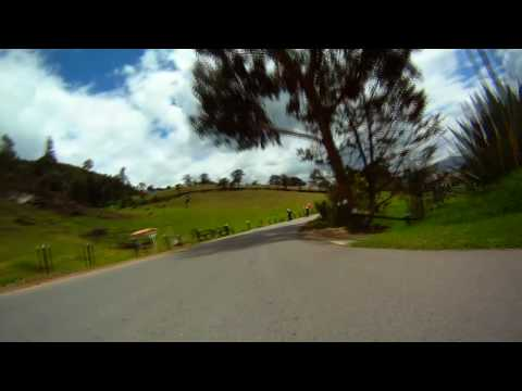 "Loma Linda - Raw Longboarding (en ""Gomelandyachtz"")"