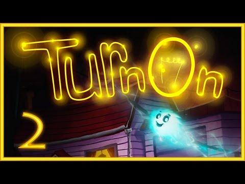 TurnOn - Прохождение игры на русском [#2]