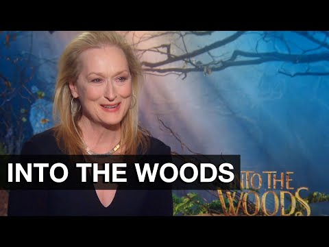 Into The Woods Meryl Streep Interview