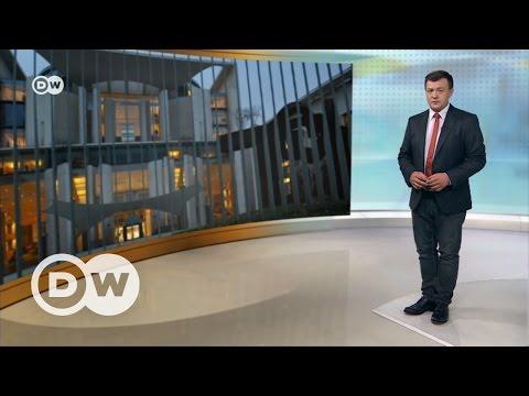 О чем говорила Меркель с российскими немцами за закрытыми дверями - DW Новости (18.05.2017)