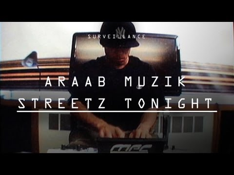 AraabMuzik Performs