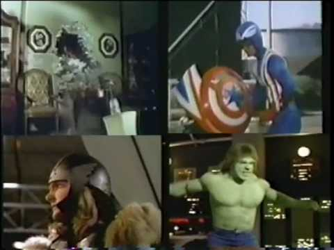 The Avengers '78 movie promo