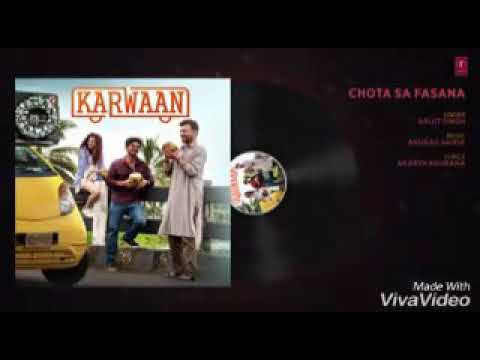 Download Lagu  Chhota sa fasana full audio song #KARWAAN MOVIE Mp3 Free