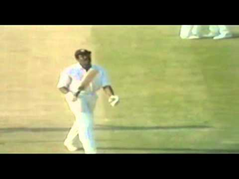 Pakistan Vs West Indies- Memorable 1975 WC Thriller - Part 2