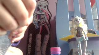 monster high tuto de la capsule aquatique de lagoo