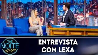 Entrevista com Lexa | The Noite (09/04/19)
