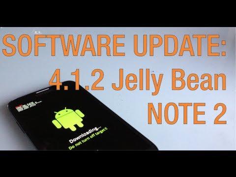Software Update: Instalación 4.1.2 Jelly Bean a Galaxy Note 2 [ Final Oficial ]