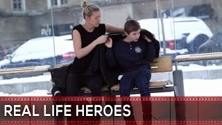 Real Life Heroes Restoring Faith in Humanity  [ Good People ]