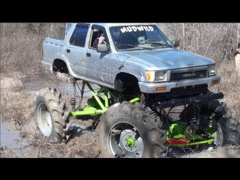 Toyota Mud Trucks