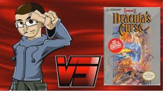 Johnny vs. Castlevania 3: Dracula's Curse