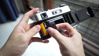 How to Load / Insert 35mm Film to Analog Camera | Bahasa Indonesia