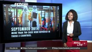 What is the latest on Ebola in West Africa?