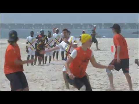 WCBU 2015| Netherlands vs Uganda- Mixed (Pool Play)