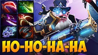 WAGA Sniper HO HO HA HA Highlights Dota 2