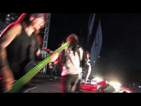 Korn&Brian Head Welch - Blind - Rockingham, NC, USA - 05/05/2012